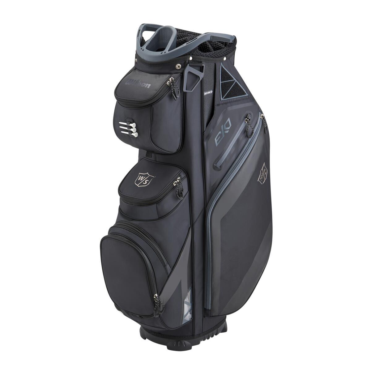 Wilson - W/S EXO Cart Black Golf Bag