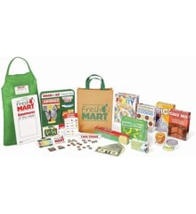 Melissa & Doug - Fresh Mart Grocery Store Companion Set (15183)