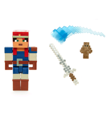 Minecraft - Dungeons 8 cm Figur - Valorie (GNC24)