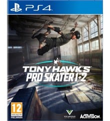 Tony Hawk's Pro Skater 1+2