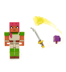 Minecraft - Dungeons 8 cm Figur - Adriene (GNC27)