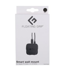 Floating Grip Apple TV Gen. 4 Wall Mount Black
