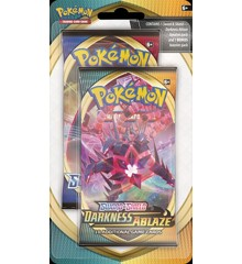 Pokemon - Blister 2-Pack Sword & Shield 3 - Darkness Ablaze (POK80812) (Pokemon Trading Cards)
