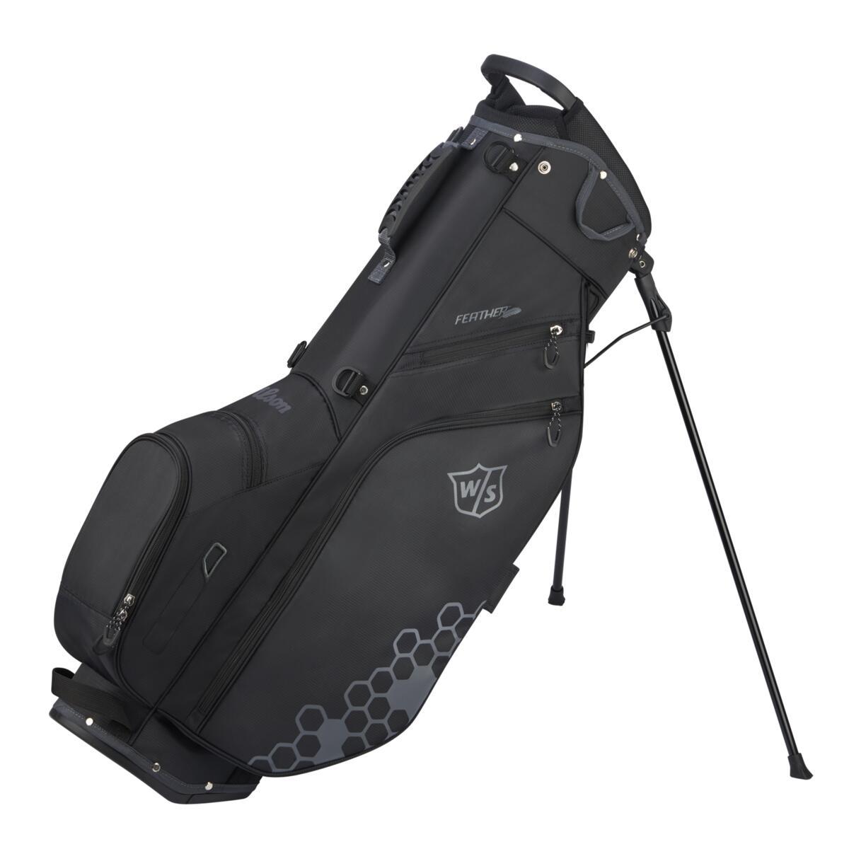 Wilson - W/S FEATHER Golf Bag BLBLGY