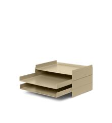 Ferm Living - 2 x 2 Organiser - Cashmere