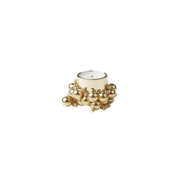 Gejst - Molekyl Tealight 1 - Brass (10052)