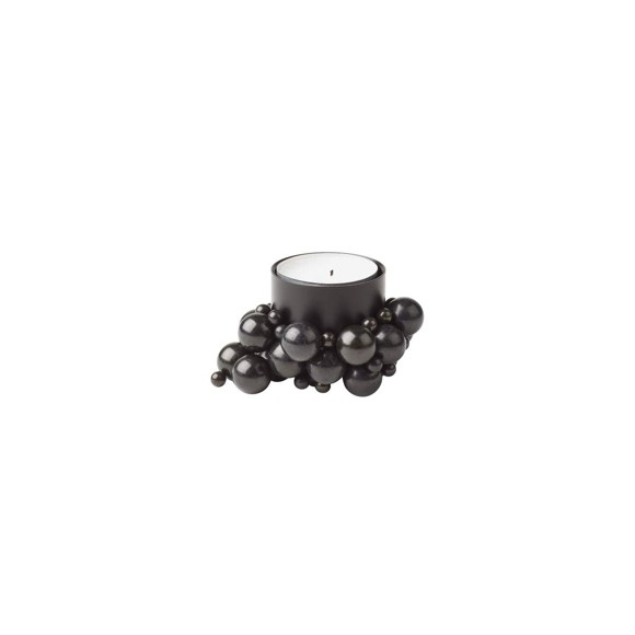 Gejst - Molekyl Tealight 1 - Black (10050)