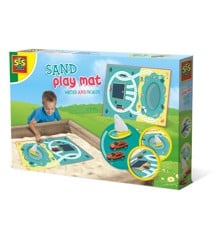 Ses Creative - Sand play mat - Roads (S02217)