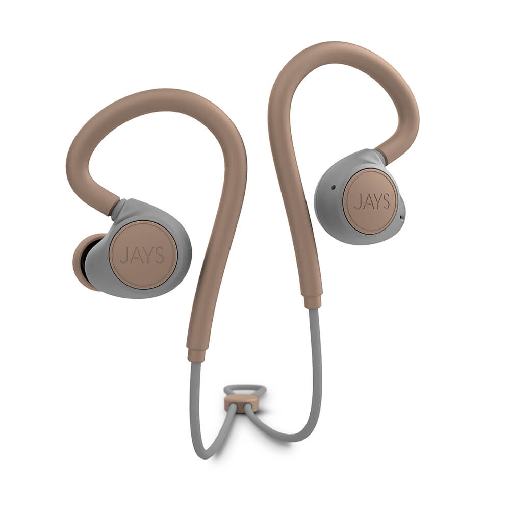 Jays - m-Six Wireless In-Ear Headphones - Sand