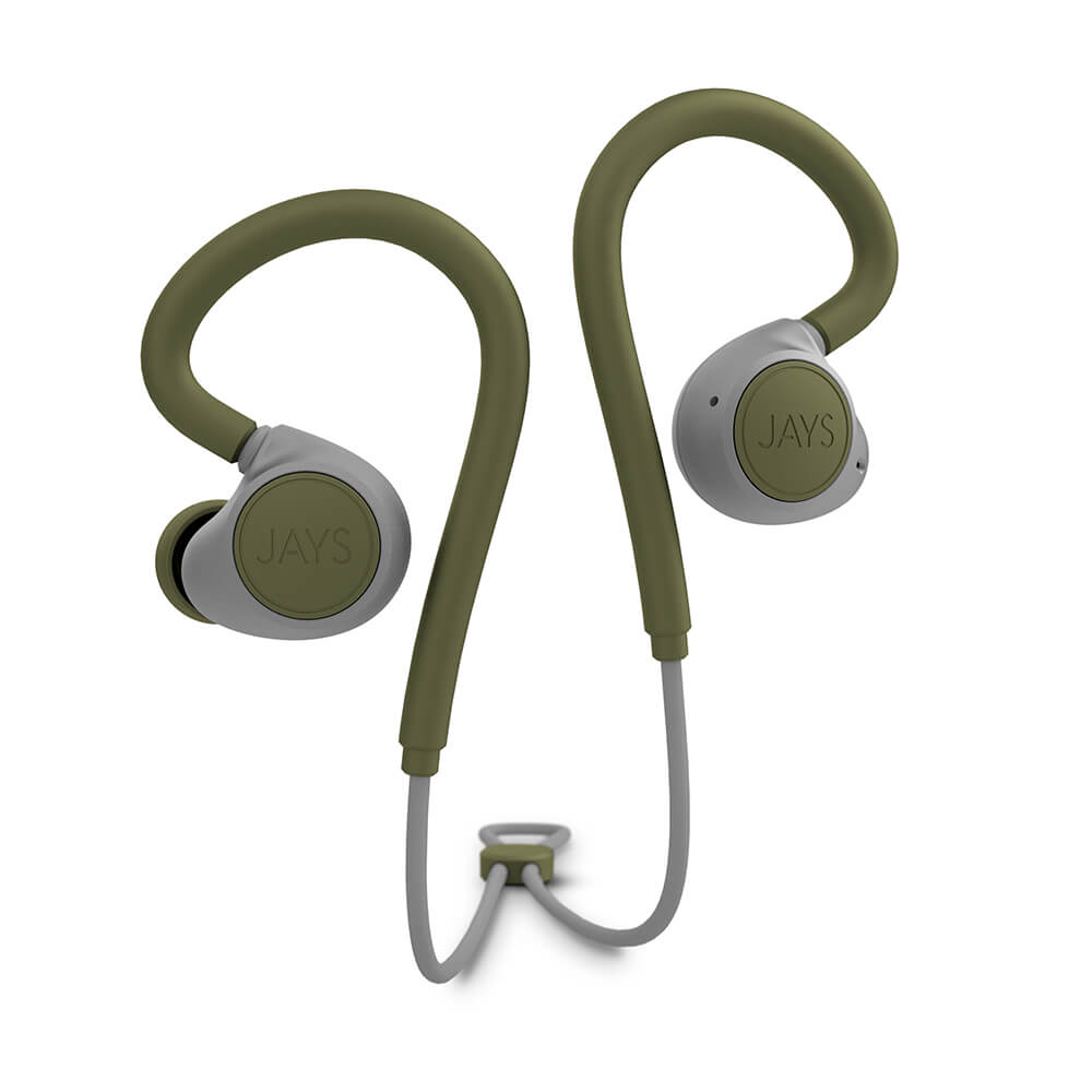 Jays - m-Six Wireless In-Ear Headphones - Green