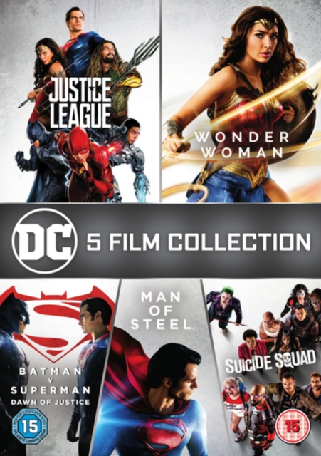DC 5-film Collection