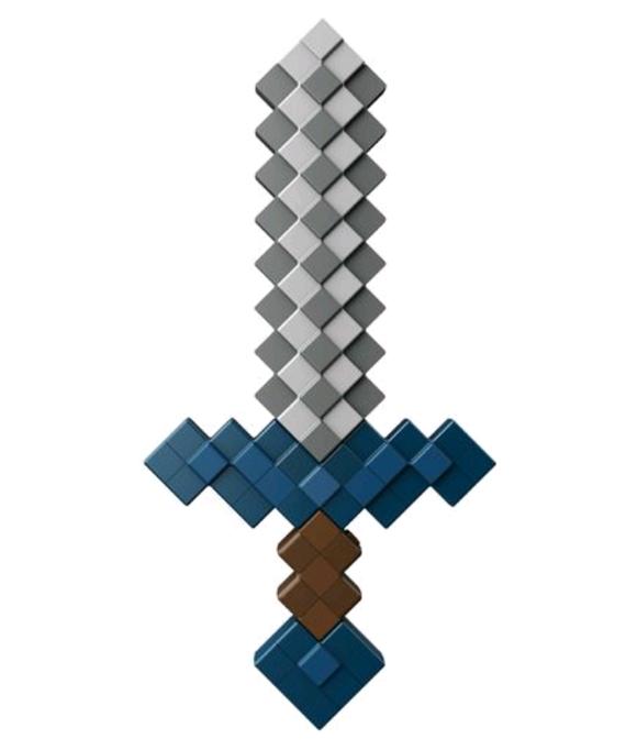 Minecraft - Sound Battle Role Play - Core Diamond Sword (GNM45)