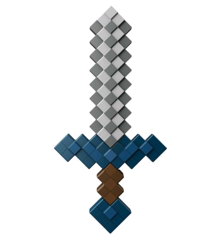 Minecraft - Sound Foam Battle Role Play - Core Diamond Sword (GNM45)