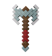 Minecraft - Sound Foam Battle Role Play - Dungeons Double Axe (GNM46)