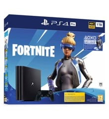 Playstation 4 Pro Console - 1 TB (Fortnite Bundle) (Nordic)