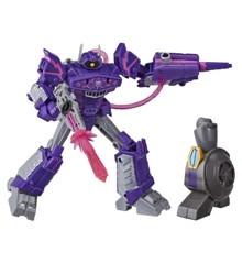 Transformers - Cyberverse Deluxe - Shockwave (E7098)