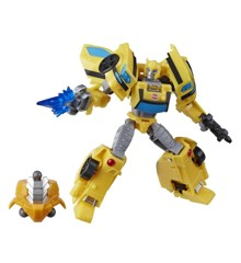 Transformers - Cyberverse Deluxe - Bumblebee (E7099)