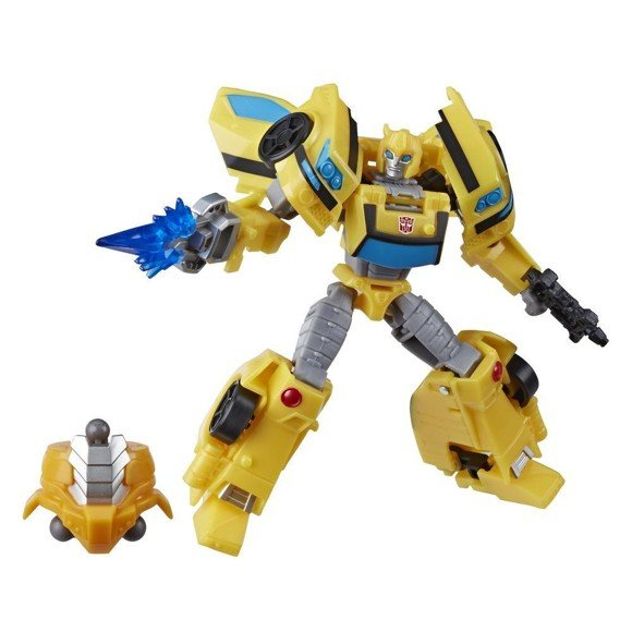 Transformers - Cyberverse Deluxe - Bumblebee (E7099)