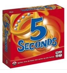 Danspil - 5 Seconds (Dansk)