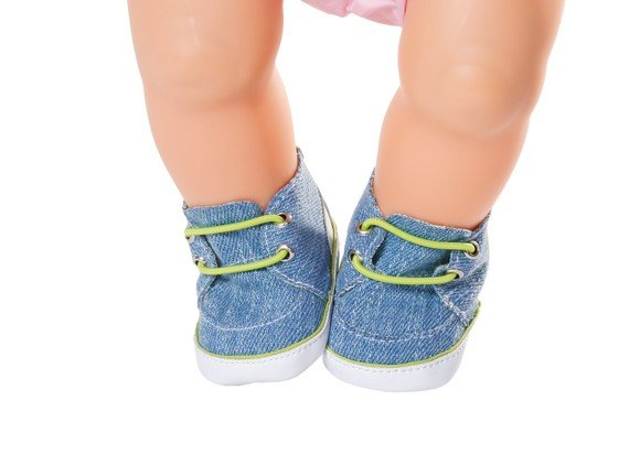 Baby Born - Trend Sneakers - Blue