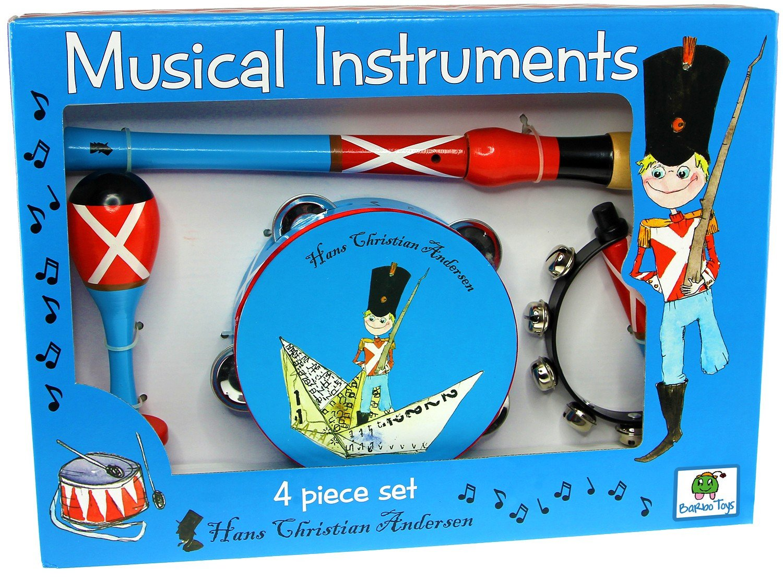 H. C. Andersen - Musical Instruments (6149)
