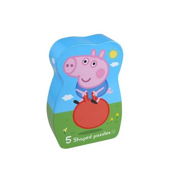 Peppa Pig - Deco Puzzle - George (8956)