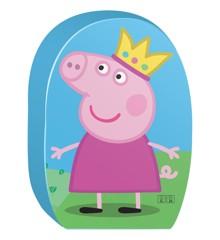 Peppa Pig - Deco Puslespil - Prinsesse Gurli (24 brk)