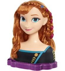 Disney Frozen 2 - Deluxe Anna Frisørhoved