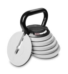 Adjustable Kettlebell Set - 3,5 kg to 18 kg (04967)