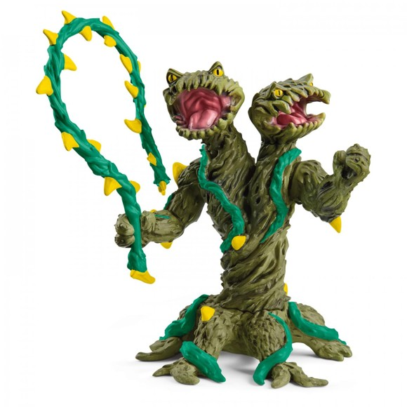 Schleich - Plant monster with weapon (42513)