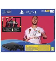Playstation 4 1TB 2x Dualshock Controller (FIFA 20 Bundle)