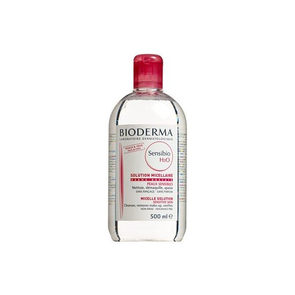 Bioderma - Crealine H20 Solution  Micellaire Peaux Sensibles - 500 ml