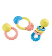 Hape - Rattle and Teether Collection (1027)