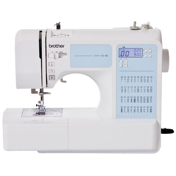 Brother - Sewing Machine FS40 White