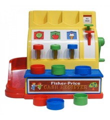 Fisher-Price - Kasseapperat