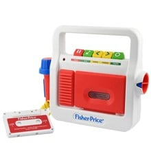 Fisher-Price - Båndoptager
