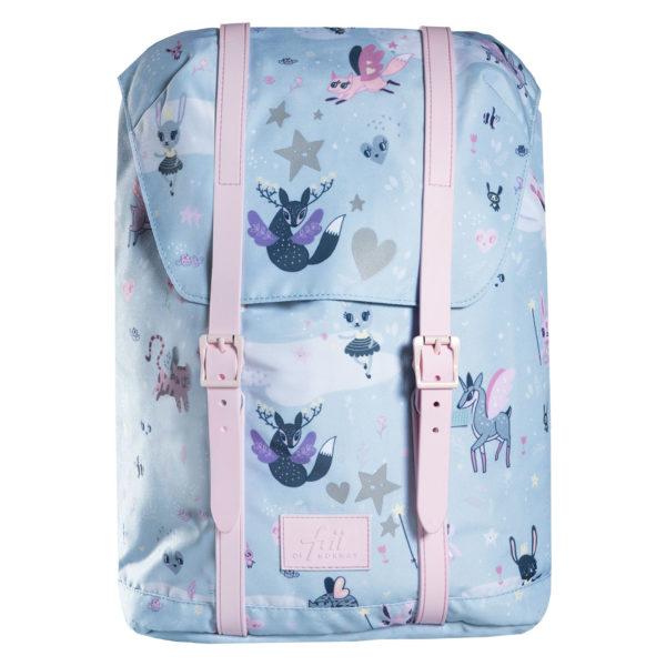 Frii of Norway - School Bag (22 L) - Fantasy Animals (20100)