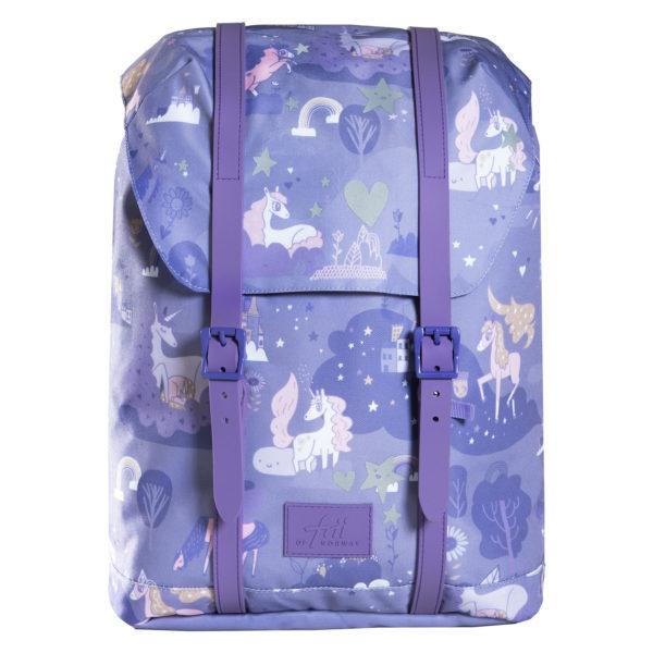 Frii of Norway - School Bag (22 L) - Harmonic Unicorns (20100)