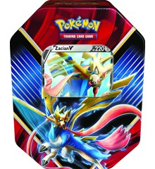 Pokemon - Tin Summer 2020 - Legends of Galar - Zacian (POK80778A)