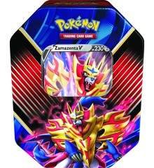 Pokemon - Tin Summer 2020 - Legends of Galar - Zamazenta (POK80778B)