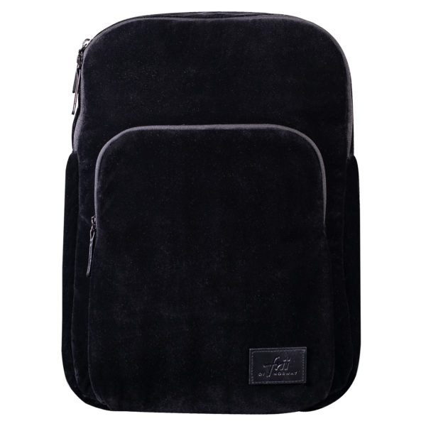 Frii of Norway - School Bag (30L) - Black Velour (19300)
