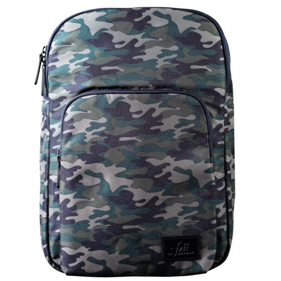 Frii of Norway - Skolesekk (30L) - Camo