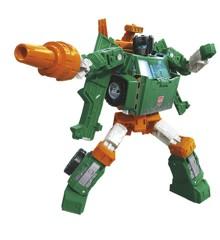 Transformers - Generations Deluxe - Earthrise Hoist (E7154)