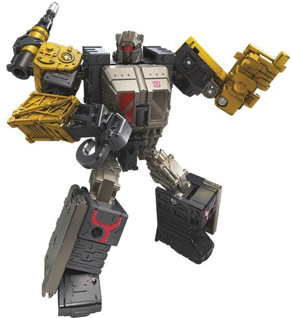 Transformers - Generations Deluxe - Earthrise Ironworks (E7157)