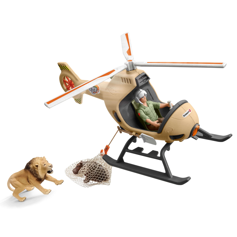 Schleich - Animal Rescue Helicopter (42476)