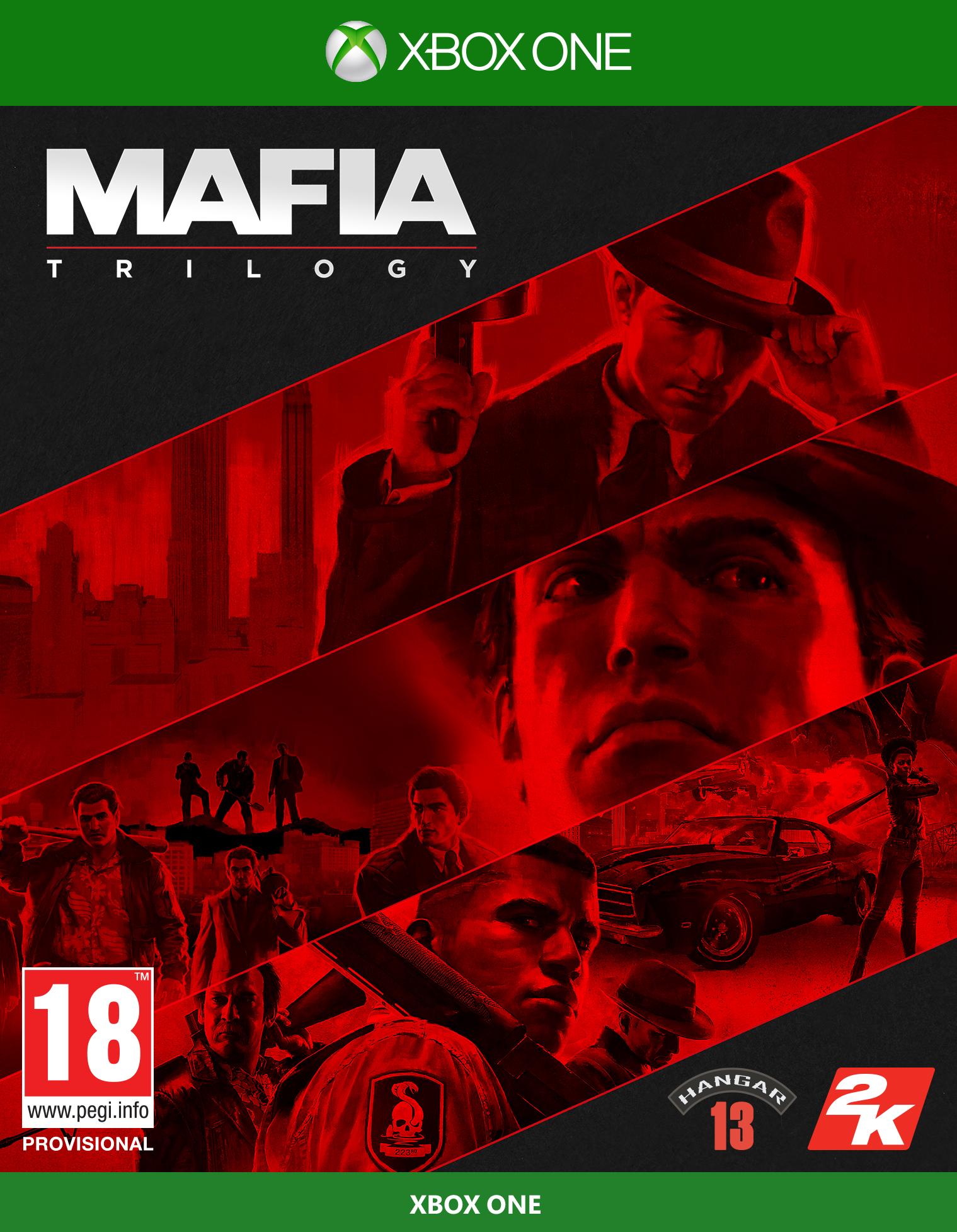 coolshop.co.uk - Mafia Trilogy