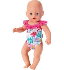 Baby Born - Holiday Swimsuit, 43cm - Pink