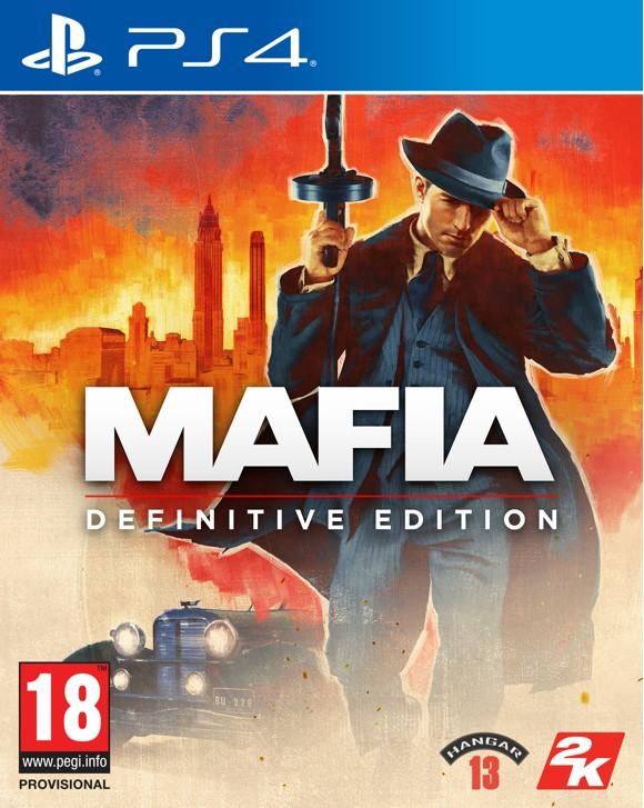 Mafia I Definitive Edition