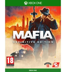 Mafia I Definitive Edition