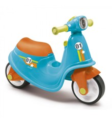 Smoby - Ride On - Scooter - Blue (I-721001)